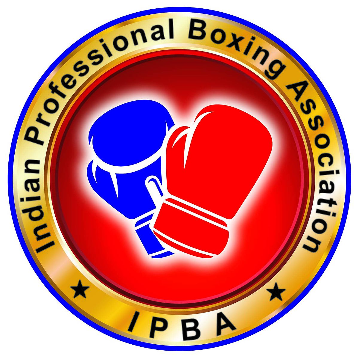 Indian Professional Boxing Association Logo